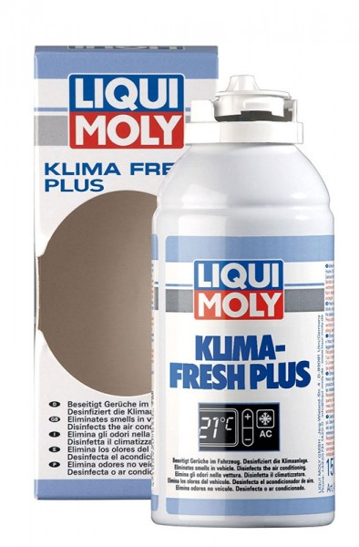 Čistič klímy LIQUI MOLY KLIMA FRESH PLUS 150ml