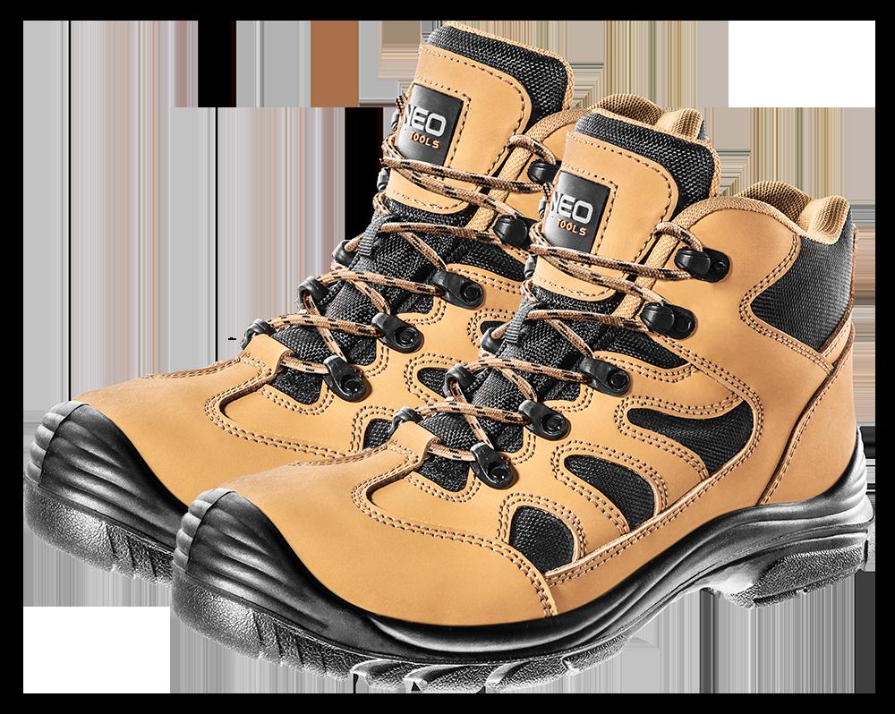 367c380dd0352 Bezpečnostné topánky S3 SRC CE NEO Tools, bez kovu, kevlarové vystuženie,  veľkosť 40
