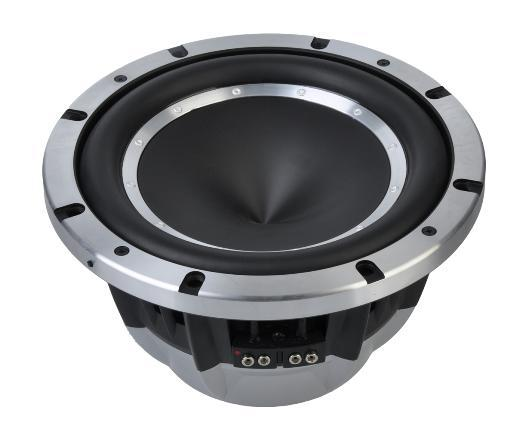 Autosubwoofer PEIYING BL250A10 400W 10""