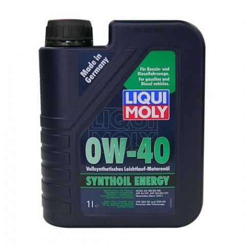 Liqui Moly SYNTHOIL ENERGY 0W-40 1l