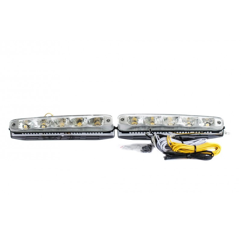 LED denné svietenie 12/24V,5 LED ALL,1W,RIDE