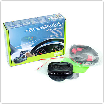 Head up display VALEO