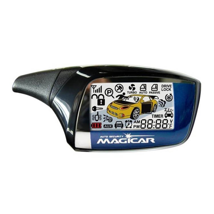 DVOJCESTNÝ AUTOALARM MAGICAR M880AS